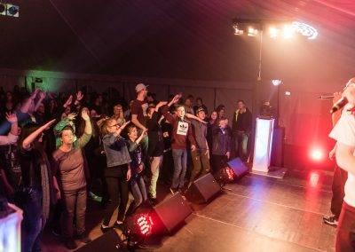 Rundzelt OKO 2017